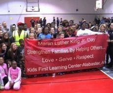 KidsFirst Community Center MLK Day of Service